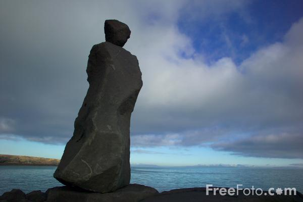 Picture of Keflavik, Iceland. - Free Pictures - FreeFoto.com