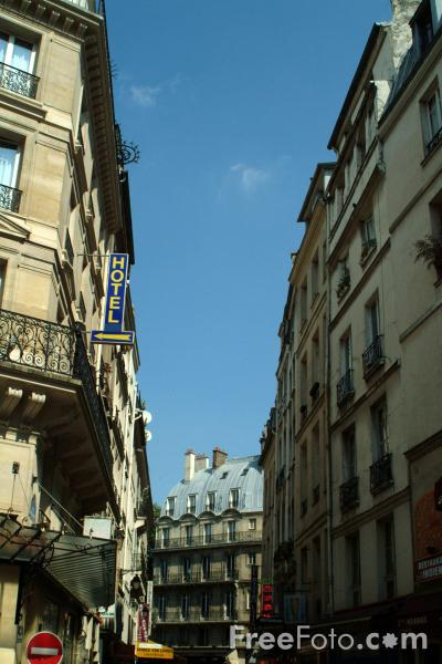 Picture of The Latin Quarter, Paris, France - Free Pictures - FreeFoto.com