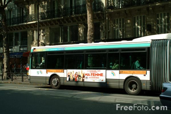 bus public transport paris france pictures free use image 1351 12 3 by. Black Bedroom Furniture Sets. Home Design Ideas