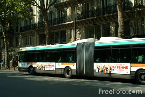 bus public transport paris france pictures free use image 1351 12 4 by. Black Bedroom Furniture Sets. Home Design Ideas