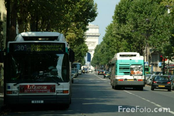 bus public transport paris france pictures free use image 1351 12 9 by. Black Bedroom Furniture Sets. Home Design Ideas