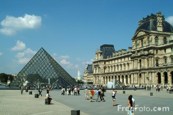 VIEW: More images from the category The Louvre, Paris, France or taken at