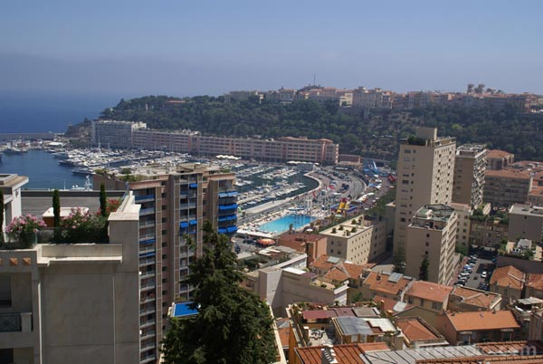Picture of The Principality of Monaco - Free Pictures - FreeFoto.com