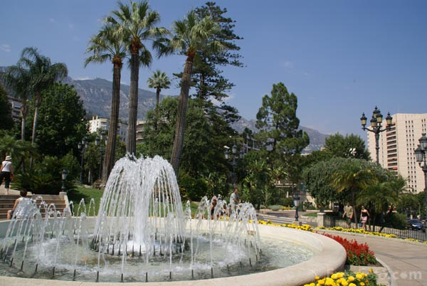 Picture of Place Du Casino Monaco - Free Pictures - FreeFoto.com