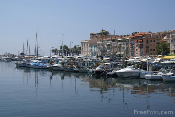 Picture of Cannes - Free Pictures - FreeFoto.com