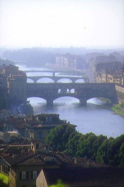 Picture of Ponte Vecchio, Florence, Italy - Free Pictures - FreeFoto.com