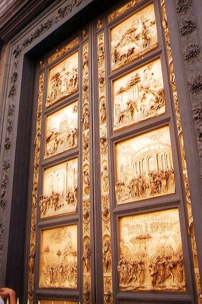 Picture of East door of the Baptistry, Florence, Italy - Free Pictures - FreeFoto.com