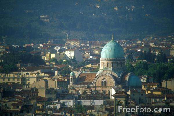 Picture of Florence Skyline, Tuscany, Italy - Free Pictures - FreeFoto.com