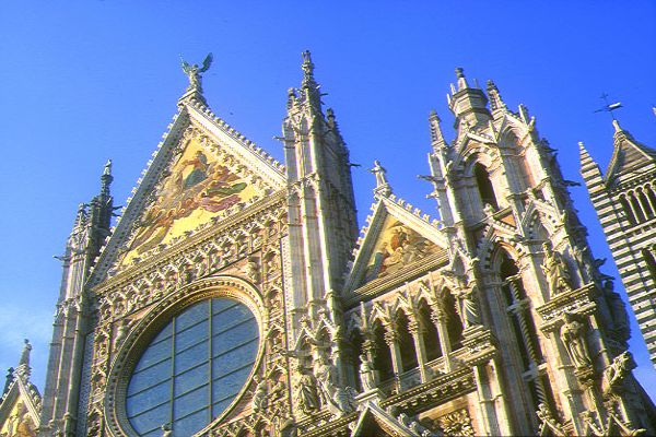 Picture of Siena Duomo, Tuscany, Italy - Free Pictures - FreeFoto.com
