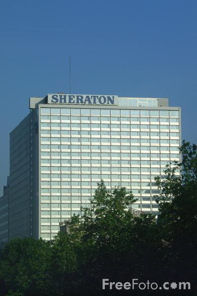 Picture of Shearton Hotel, Brussels, Belgium - Free Pictures - FreeFoto.com