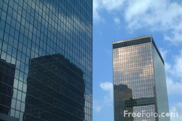 Picture of Belgacom Building, Brussels, Belgium - Free Pictures - FreeFoto.com