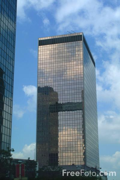 Picture of Skyscraper, Brussels, Belgium - Free Pictures - FreeFoto.com