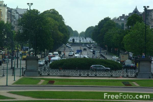Picture of Ring Road, Brussels - Free Pictures - FreeFoto.com