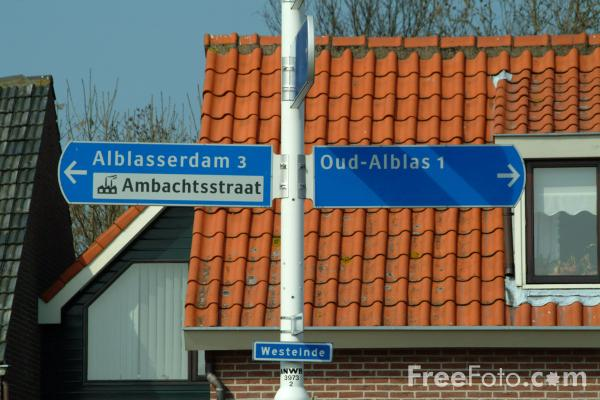 Picture of Alblas, Holland - Free Pictures - FreeFoto.com