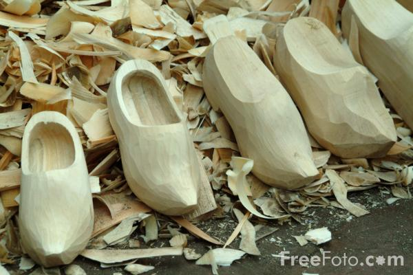 Picture of Clogs - Free Pictures - FreeFoto.com
