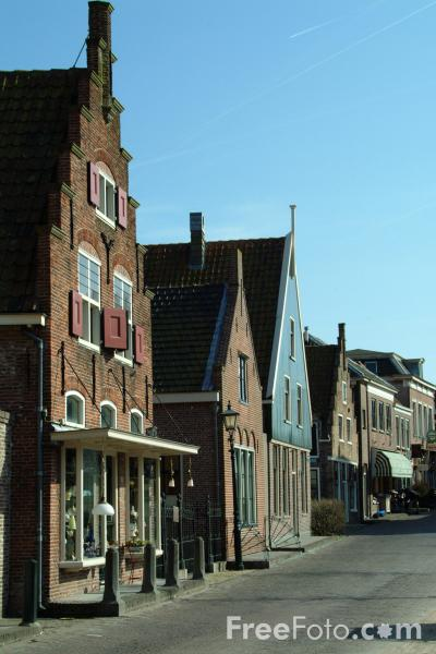 Picture of Edam, Holland - Free Pictures - FreeFoto.com