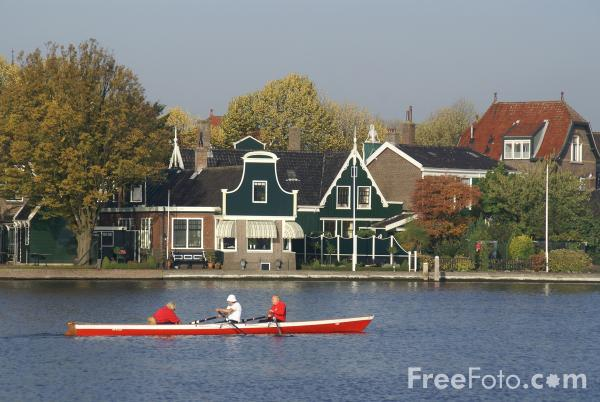 Picture of Zaandijk, The Netherlands - Free Pictures - FreeFoto.com