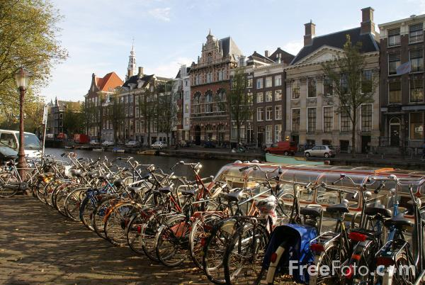 Picture of Amsterdam, The Netherlands - Free Pictures - FreeFoto.com