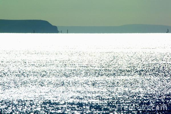 Picture of Seascape, The English Channel - Free Pictures - FreeFoto.com