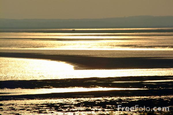 Picture of Seascape, Northumberland - Free Pictures - FreeFoto.com
