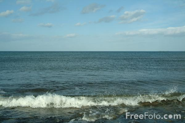 Picture of Sea - Free Pictures - FreeFoto.com