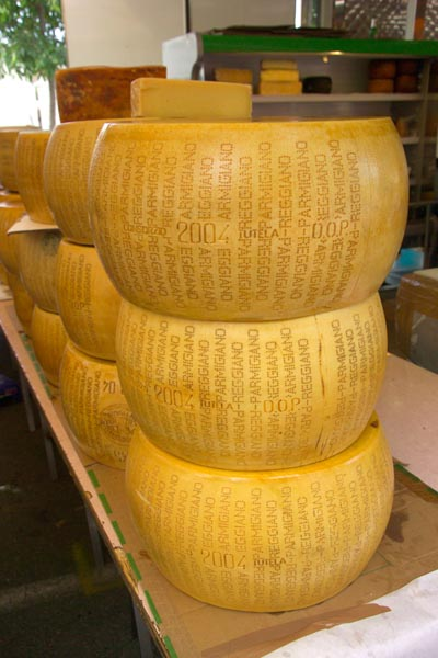 Picture of Italian Cheese - Free Pictures - FreeFoto.com