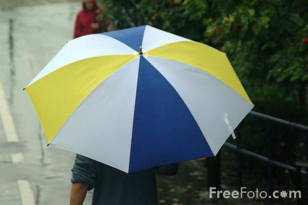 Picture of Umbrella - Free Pictures - FreeFoto.com
