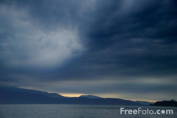 Picture of Storm Clouds - Free Pictures - FreeFoto.com