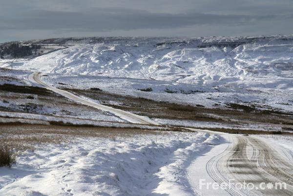 Picture of Winter in the Yorkshire Dales - Free Pictures - FreeFoto.com
