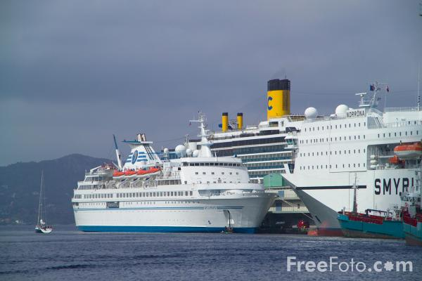 Picture of MS Delphin, Bergen, Norway - Free Pictures - FreeFoto.com