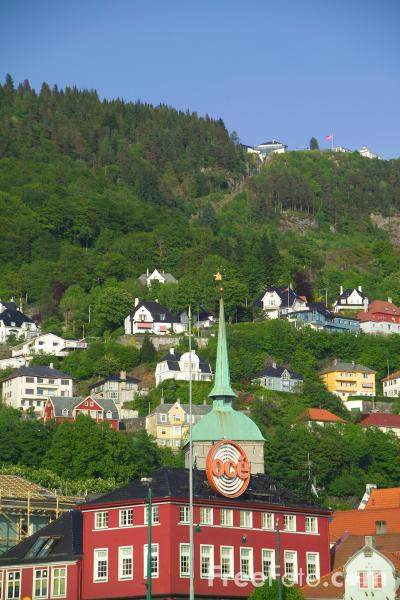Picture of Bergen, Norway - Free Pictures - FreeFoto.com