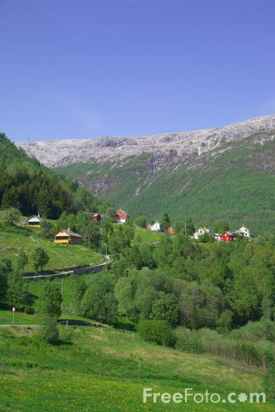 Picture of Stalheimskleiva, Norway - Free Pictures - FreeFoto.com