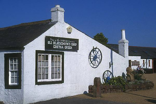 Picture of Gretna Green - Free Pictures - FreeFoto.com