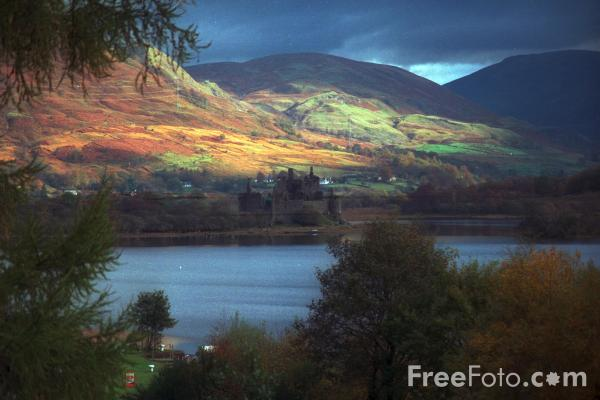 Picture of Loch Awe - Free Pictures - FreeFoto.com