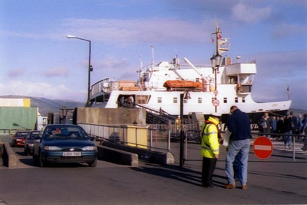 Picture of Ferry Terminal, Rothesay Harbour - Free Pictures - FreeFoto.com