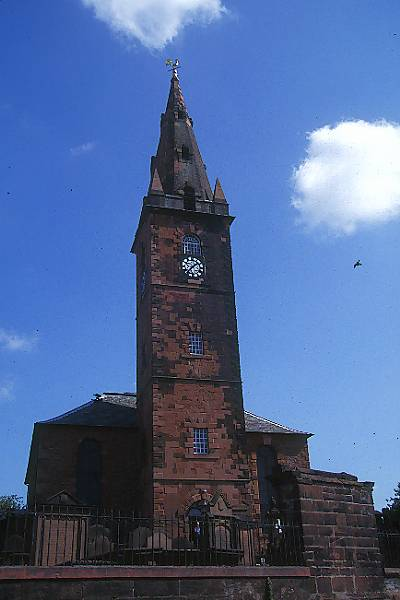 Picture of St Michael's Church, Dumfries - Free Pictures - FreeFoto.com