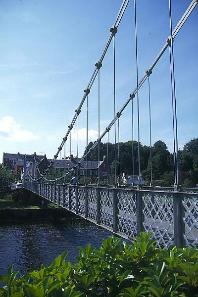 Picture of River Nith, Dumfries - Free Pictures - FreeFoto.com