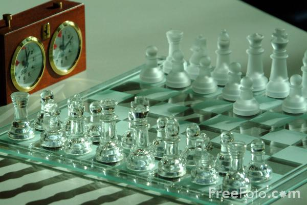 Picture of Chess - Free Pictures - FreeFoto.com