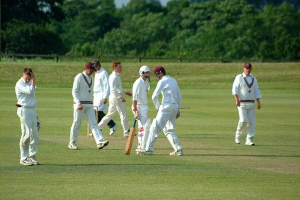 Village Cricket Pictures, Free Use Image, 18-13-17 By