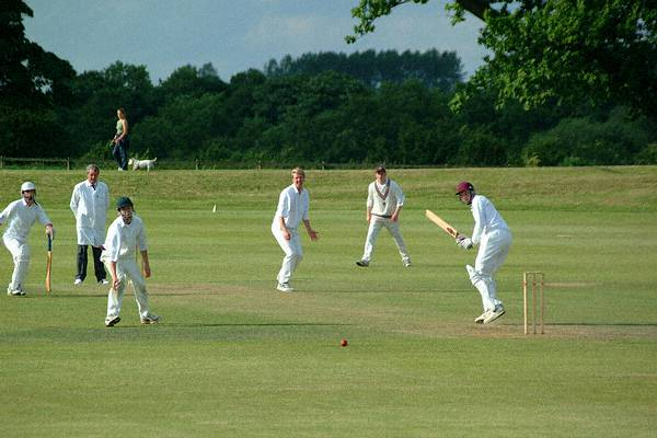 Village Cricket Pictures, Free Use Image, 18-13-20 By