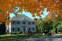 Autumn color in New England has been viewed 13758 times