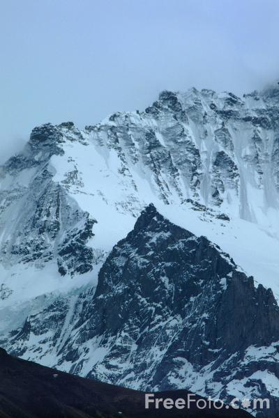 Picture of The Jungfrau Mountain Range, Berner Oberland, Switzerland - Free Pictures - FreeFoto.com