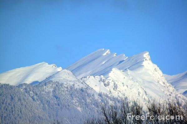 Picture of Mountain, Carinthia, Austria - Free Pictures - FreeFoto.com