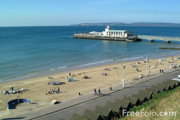 Picture of Bournemouth Pier - Free Pictures - FreeFoto.com