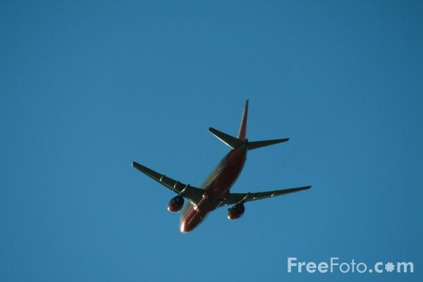 Picture of Southwest Airlines Boeing 737-300 N366SW - Free Pictures - FreeFoto.com