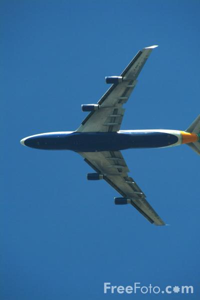 Picture of British Airways Boeing 747-436 G-BNLC - Free Pictures - FreeFoto.com