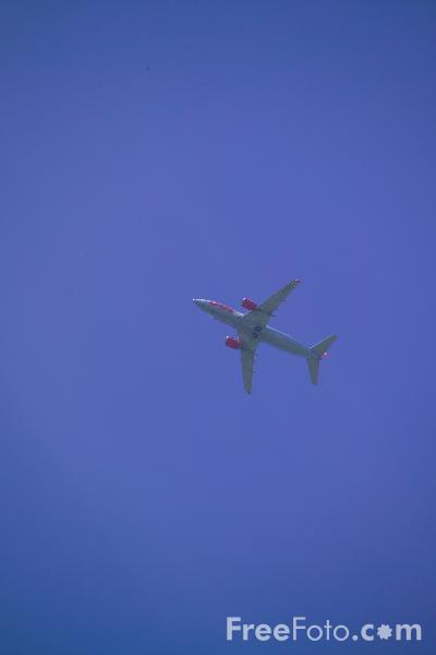 Picture of Jet Aircraft - Free Pictures - FreeFoto.com