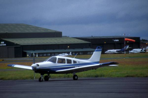 Picture of Bournemouth Airport - Free Pictures - FreeFoto.com
