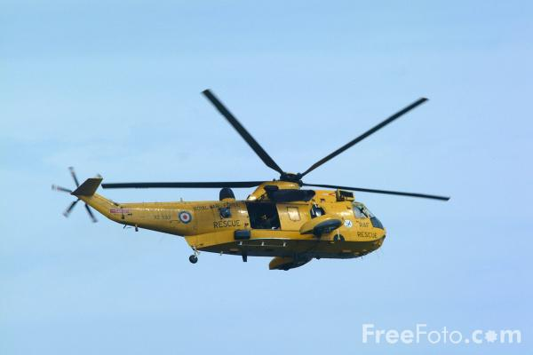 Picture of Sea King HA3 helicopter - Free Pictures - FreeFoto.com