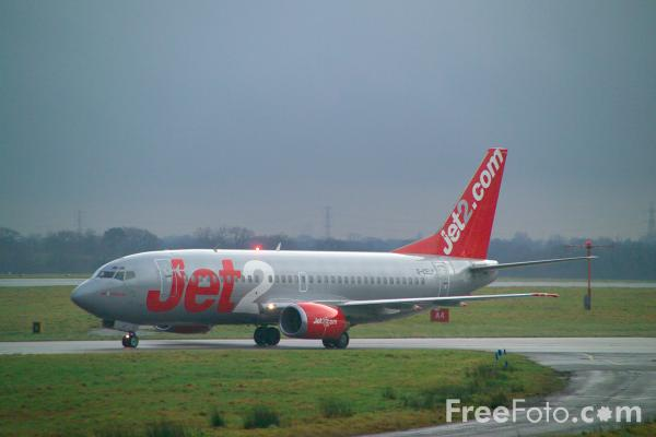Picture of Jet2 Boeing 737-300 G-CELF - Free Pictures - FreeFoto.com